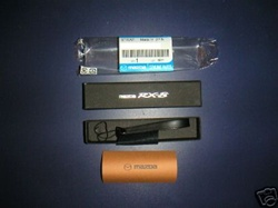 Mazda RX8 Cell Phone Leather Strap